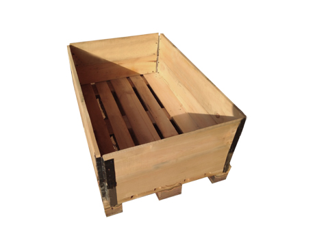 Euro Pallets With Collar